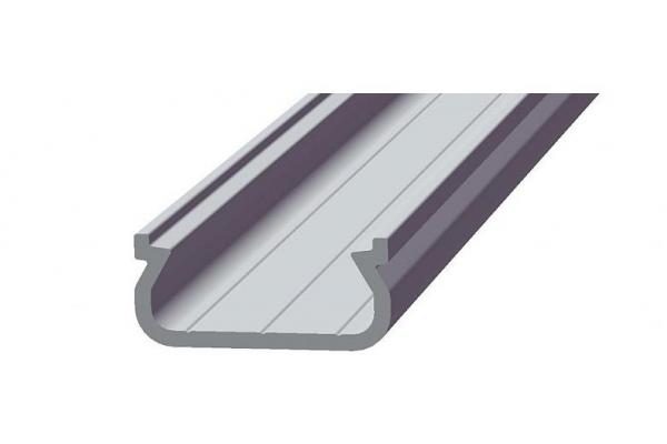 Hliníkový profil pro LED pásky povrchový P01 1m