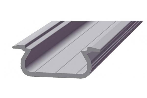 Hliníkový profil pro LED pásky zápustný P02 1m