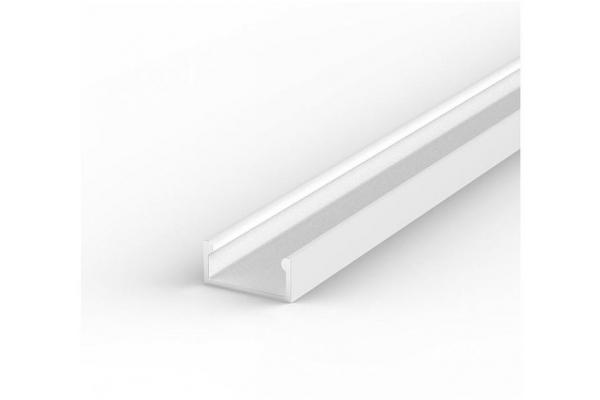 Hliníkový Profil pro LED pásky BRG-4 bílý 1M