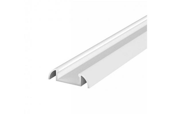 Hliníkový Profil pro LED pásky BRG-2 1m bílý