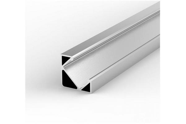 Hliníkový Profil pro LED pásky BRG-3 1m ELOXOVANÝ