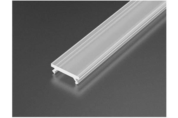 Matný difuzor 1m pro LED profily - P01 - P02 - P03