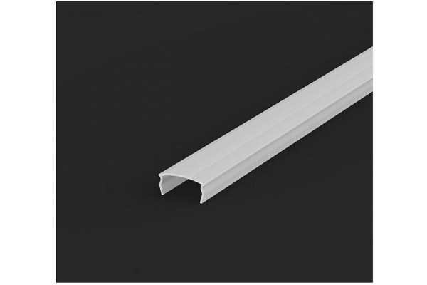 Mléčný difuzor KLIK 1m pro profil - BRG-1, BRG-2, BRG-3, BRG-4, BRG-8