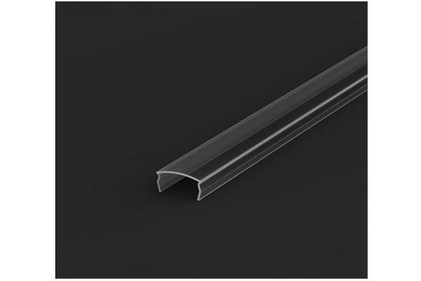 Transparentní difuzor KLIK 1m pro profil - BRG-1, BRG-2, BRG-3, BRG-4, BRG-8