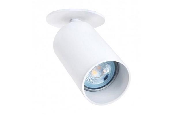 Svítidlo LED LUNGO 1x GU10 zápustné bílé