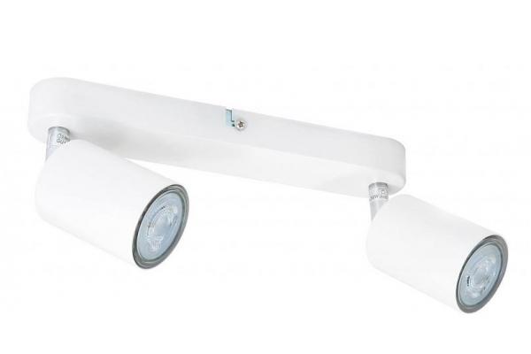 Stropní svítidlo LED VIKI 2x GU10 bílé