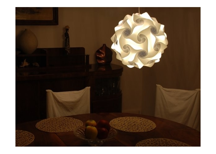 Lampa lumin N2 průměr 27 cm komplet