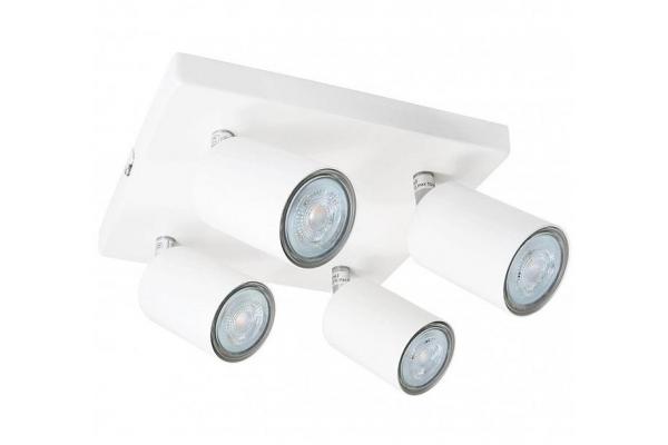Stropní svítidlo LED VIKI 4x GU10 bílá