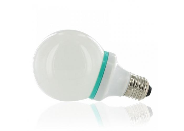 LED žárovka E27 4W studená bílá
