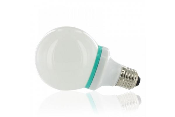 LED žárovka E27 4W teplá bílá