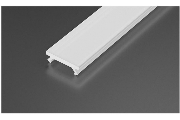 Mléčný difuzor 2m pro LED profily - P01 - P02 - P03