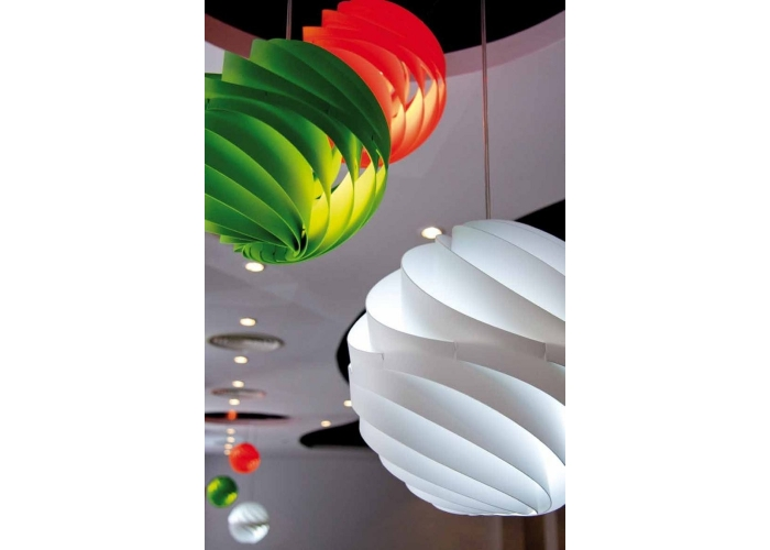Lampa Spirall průměr 32 cm